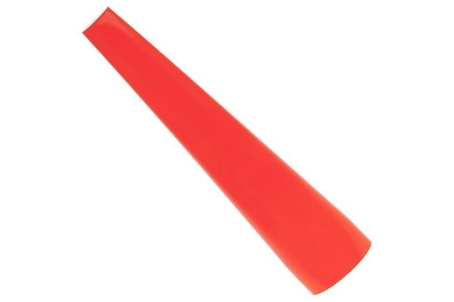 BAYCO RED SAFETY CONE FOR USE WITH 1100/1200 SERIES LIGHTS