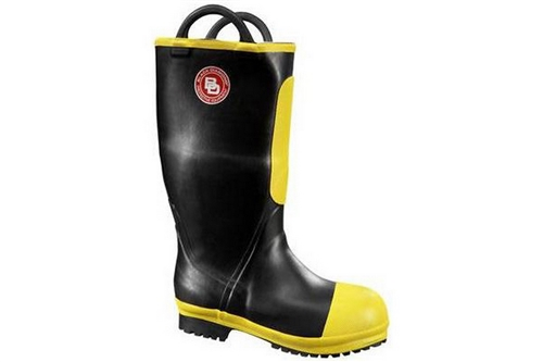 BLACK DIAMOND RUBBER STRUCTURAL BOOTS