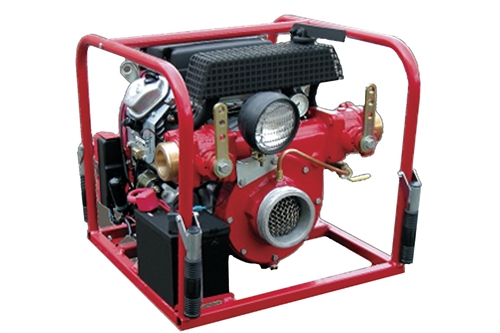 CET PORTABLE FIRE PUMP - PHP-18HPHND-2D