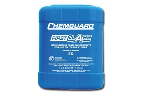 CHEMGUARD FIRST CLASS A FOAM - USDA APPROVED