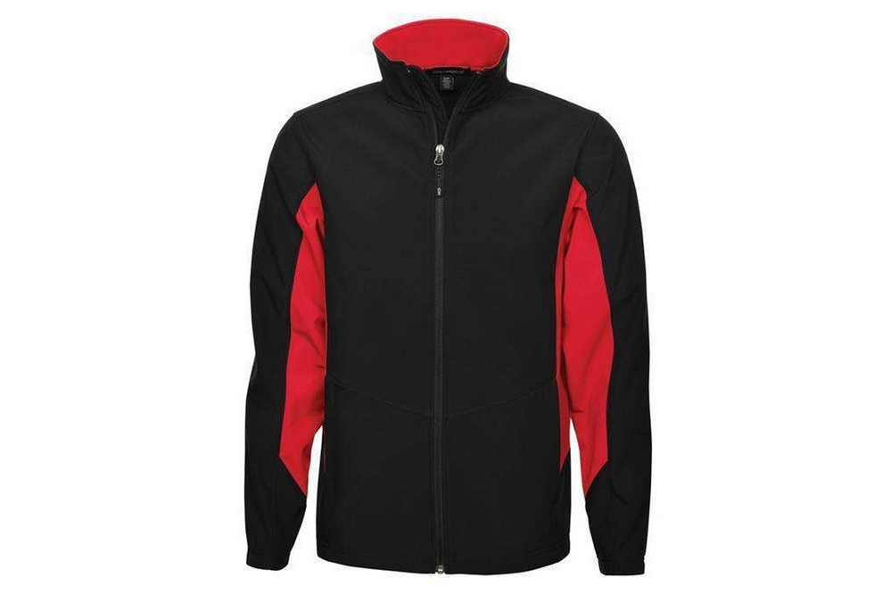 COAL HARBOUR MENS' SOFT SHELL JACKET