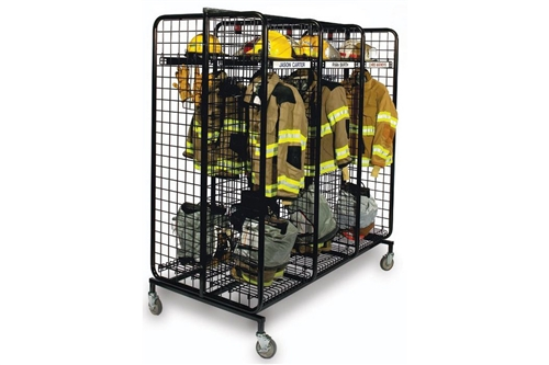 GEAR GRID 6-PACK MOBILE LOCKER SYSTEM