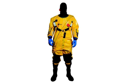 MUSTANG ICE COMMANDER RESCUE SUIT PRO