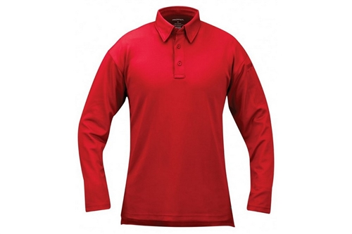 PROPPER I.C.E. MEN'S PERFORMANCE POLO - LONG SLEEVE