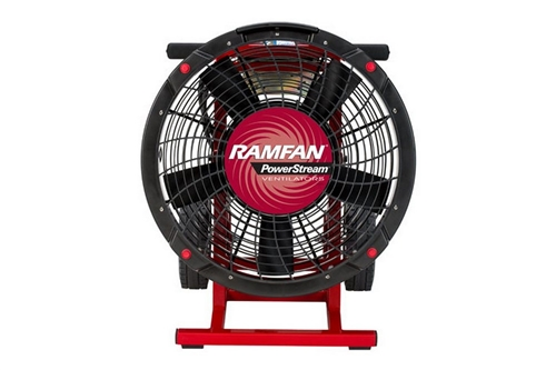 RAMFAN EX500 ELECTRIC PPV - 18""