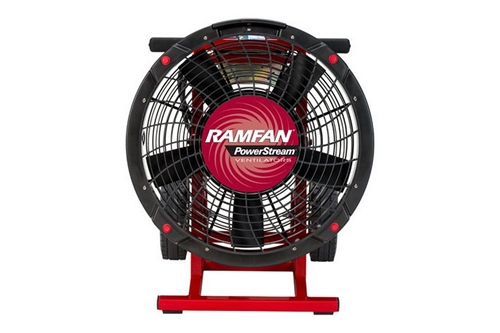 RAMFAN XP500 ELECTRIC PPV - 18""