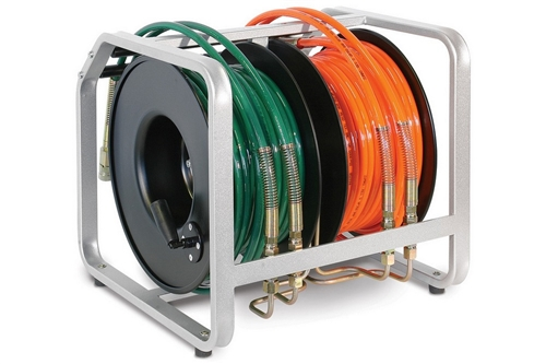 RESQTEC DOUBLE HOSE REEL
