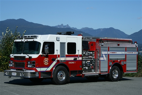 SMEAL CUSTOM PUMPER