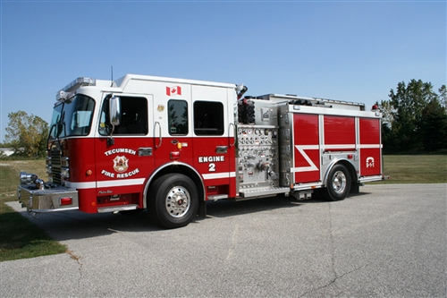 SMEAL STAINLESS STEEL PUMPER