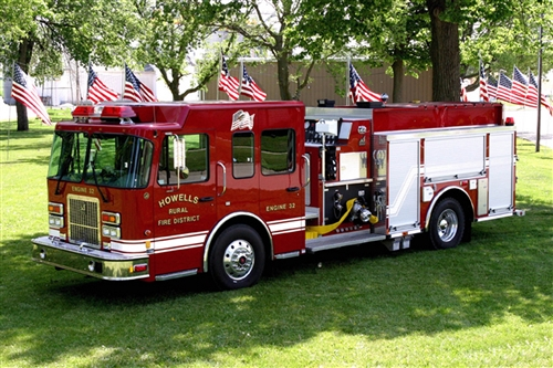 SMEAL VOLUNTEER SERIES PUMPER