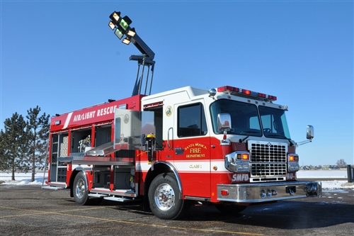 SVI AIR/LIGHT TRUCKS