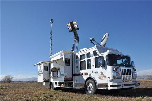 SVI MOBILE COMMAND TRUCKS