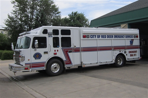 SVI HEAVY RESCUE TRUCKS