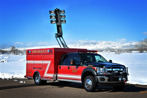 SVI LIGHT RESCUE TRUCKS
