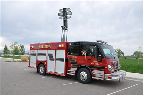 SVI MEDIUM RESCUE TRUCKS