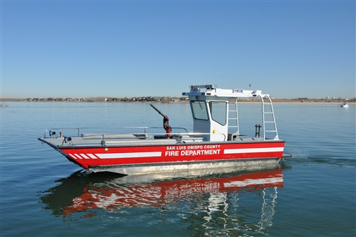 SVI RESCUE BOATS