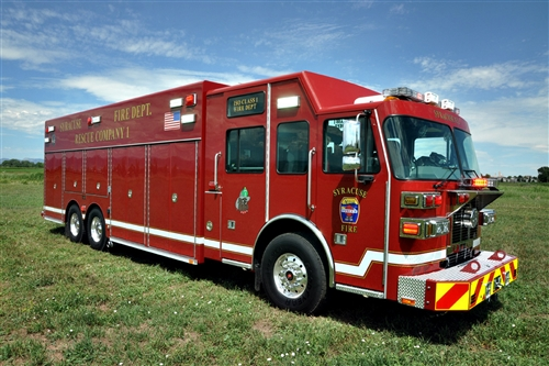 SVI WALK-IN RESCUE TRUCKS