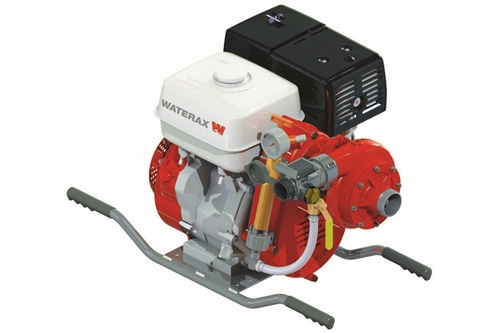 WATERAX STRIKER-3 HIGH PRESSURE 3-STAGE FIRE PUMP