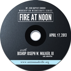 Fire At Noon: 4/17/13