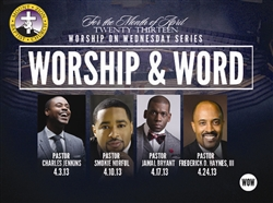 W.O.W. Worship & Word series - Pastor Smokie Norful