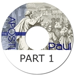 The Apostle Paul, part one