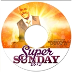 Super Sunday 2013: 7am Service Only
