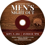 Men's Night Out 2013