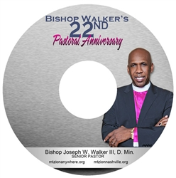 Bishop Walker's 22nd Pastoral Anniversary