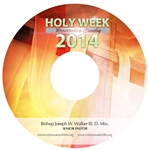 Holy Week 2014: Dr. E. Dewey Smith
