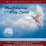 Manifestations of the Holy Spirit - Part 3