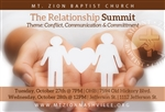The Relationship Summit: 2-part set