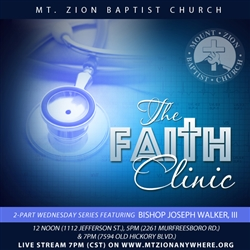 The Faith Clinic - Part 1