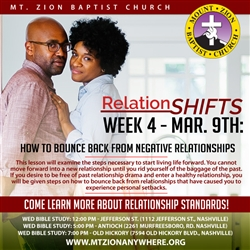 Relationshifts: How To Bounce Back From Negative Relationships