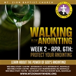 The Power of God's Anointing