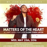 Matters of the Heart: 2-part series
