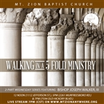 Walking In A Five Fold Ministry - part one