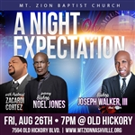 A Night of Expectation