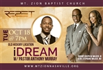iDream with Pastor Anthony Murray