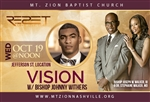 Vision with Bishop Johnny Withers