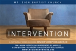 Intervention: 3-part series