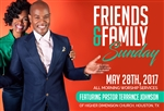 Friends & Family Day 2017 - 11:15am Service