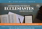 Understanding The Book of Ecclesiastes - Part Two
