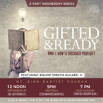 Gifted and Ready series Part 1: How To Identify Your Spiritual Gift/s