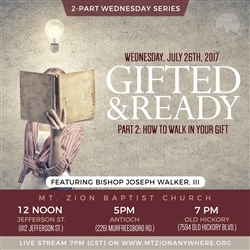 Gifted and Ready series Part 2