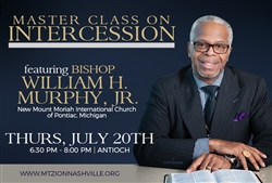 The Master Class on Intercession