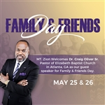Family and Friends Weekend 2019