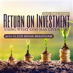 Return On Investment: Using Your God-Given Gifts