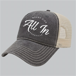 All In Ball Cap