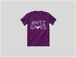 MTZ GIVES Tee