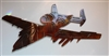 A 10 Warthog Metal Wall Art